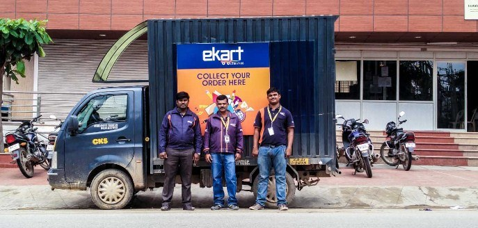 Ekart Logistics Tracking